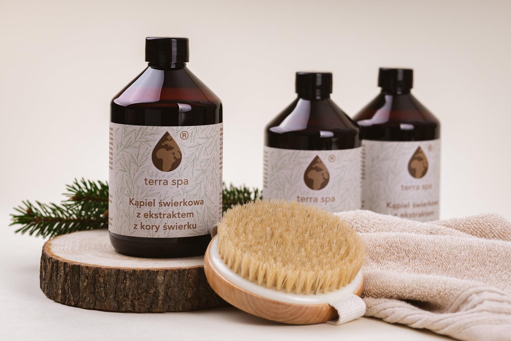 Zimowa pielęgnacja skóry. Postaw na kąpiele z kosmetykami terra spa!
