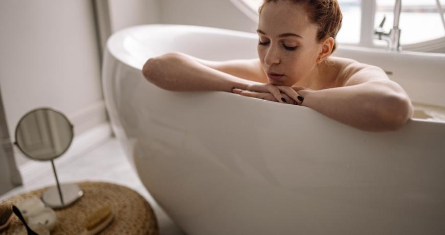 Nowości Terra-Zdrój: Odkryj kąpiel borowinową z grudkami borowiny.
